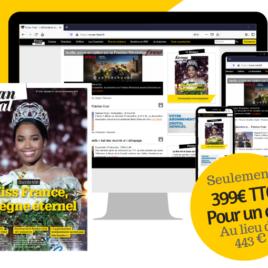 Abonnement Ecran total + Web