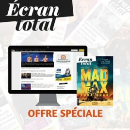 Abonnement Ecran total + Web  (International)