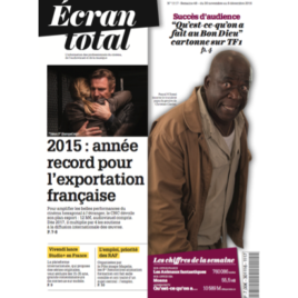 N°1117 – 2015 : année record pour l'exportation française