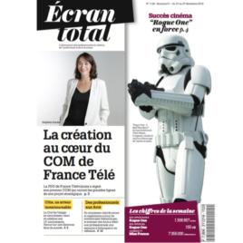 N°1120 – La création au coeur du COM de France Télé
