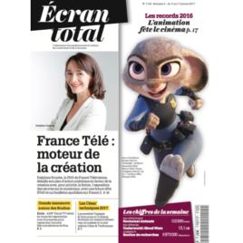 N°1123 – France Télé : moteur de la création