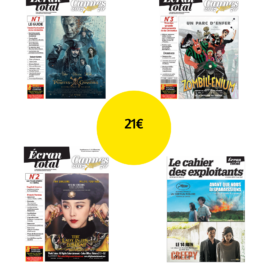 Pack Spécial Cannes – Hors Séries + Cahier des Exploitants