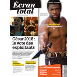 N°1176 Berlin spécial EFM, César : le vote des exploitants