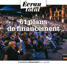 Tome 2 Dossier Ecran total : 61 plans de financement