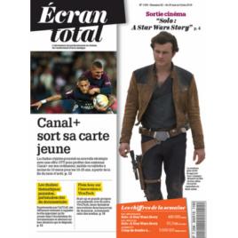 N°1190 : Canal + sort sa carte jeune