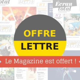 Offre Lettre + Magazine (France & International)