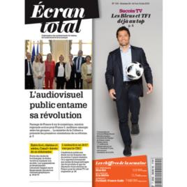 N°1191 : l'audiovisuel public entame sa révolution – PDF UNIQUEMENT