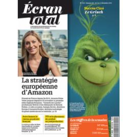 PDF n°1213 : La Stratégie Européenne d'Amazon