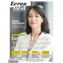 PDF N°1227 : Spécial Adaptations et Interview Exclusive avec Delphine Ernotte