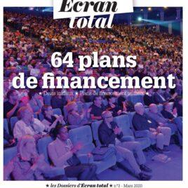 Tome 3 Dossier Ecran Total : 64 plans de financement (en pdf)