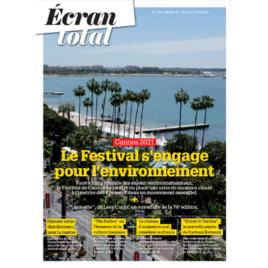 PDF N°1325 : le Festival de Cannes s'engage pour l'environnement